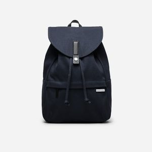 Everlane Navy Blue Large Modern Twill Backpack